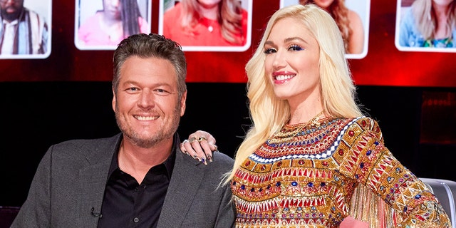'The Voice' coaches Blake Shelton and Gwen Stefani may have been married in secret.