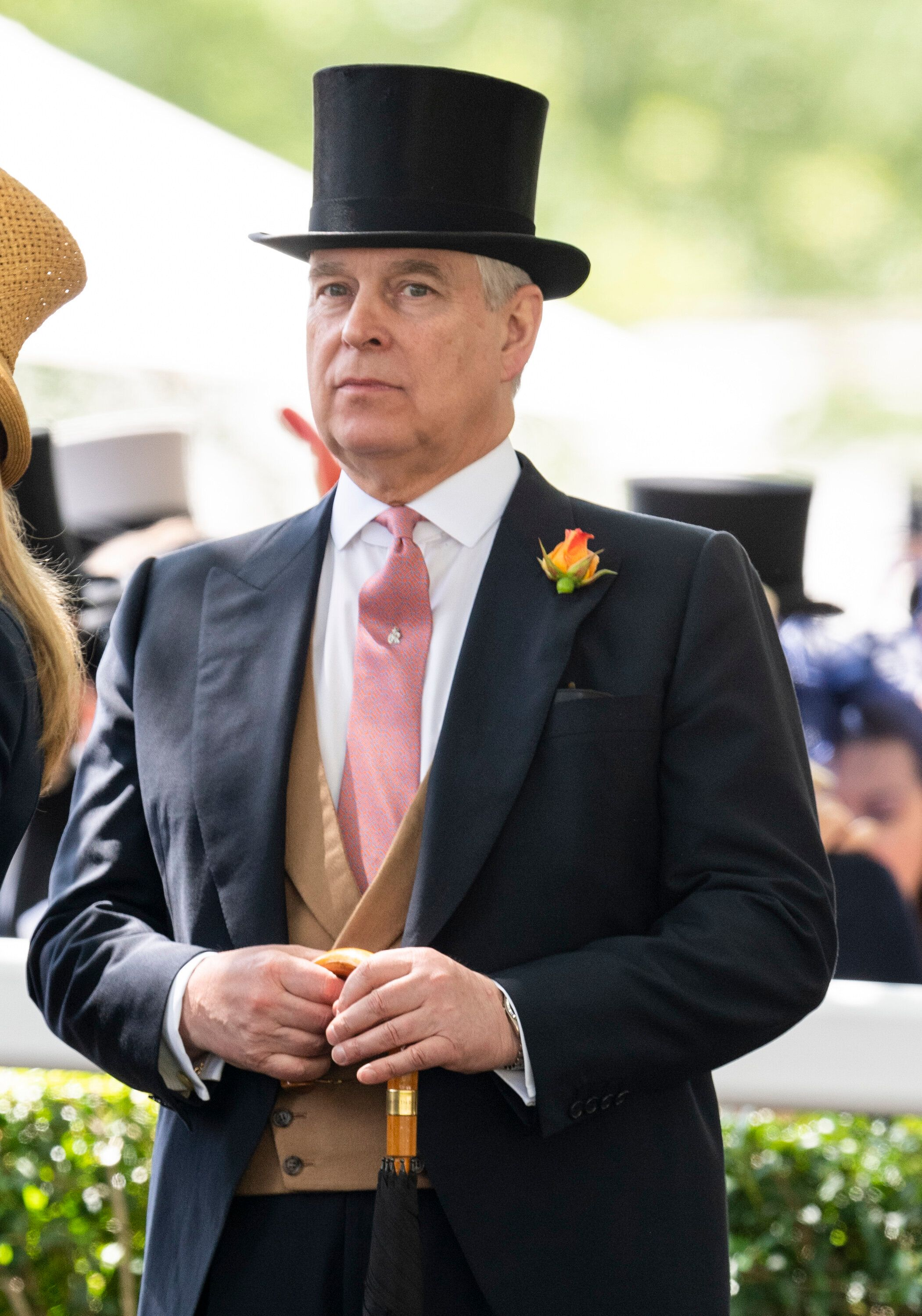 Prince Andrew, Duke of York, seen in 2019, has denied the sex abuse allegations against him related to Epstein.