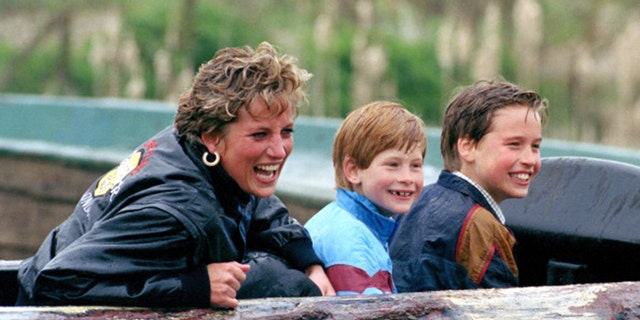 Princess Diana's pal said she was yearning to reunite with her sons shortly before her sudden death at age 36.