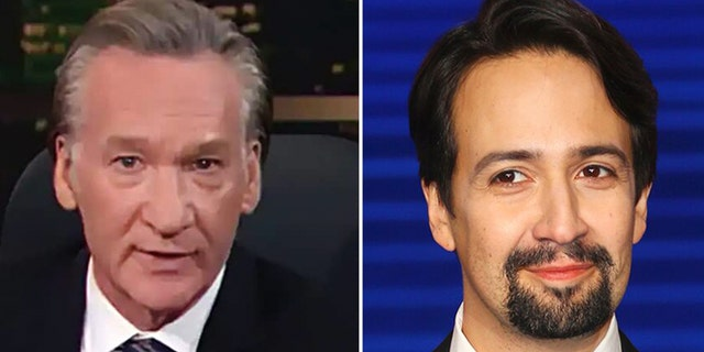 """Bill Maher says Lin-Manuel Miranda has no reason to apologize for the casting in the new film """"In The Heights."""""""