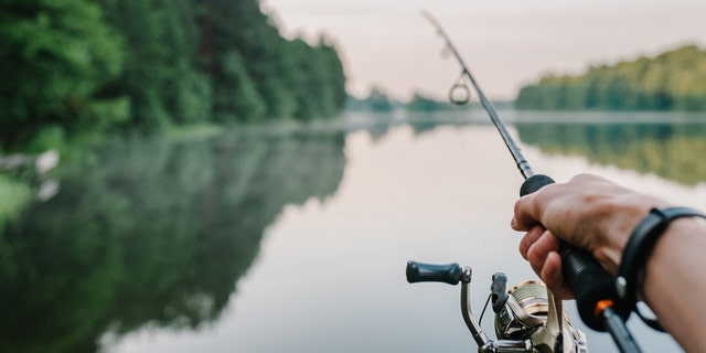 Steven Henson, from Bonne Terre, Missouri, caught a record-breaking river carpsucker while he was fishing on the Mississippi River earlier this month. (iStock)