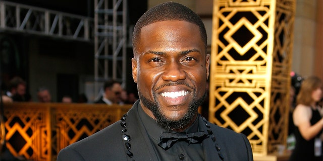 Kevin Hart revealed that he worked with Navy Seals to prepare for his upcoming movie.