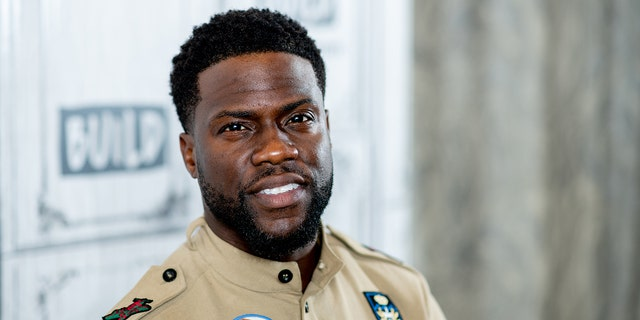 Kevin Hart will star in the upcoming 'Borderlands' movie. (Photo by Roy Rochlin/Getty Images)