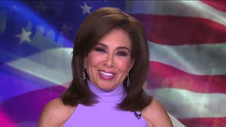 Judge Jeanine slams Joe Biden for how he's running America