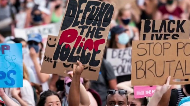 Liberal-run cities countermand defunding the police as crime skyrockets