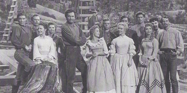 Ruta Lee starred in the 1954 film 'Seven Brides for Seven Brothers.'