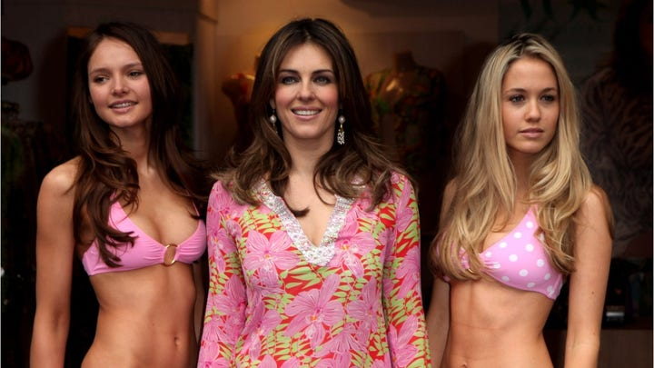 Elizabeth Hurley's bikini body secrets
