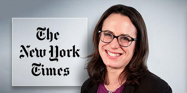 The vast majority of Maggie Haberman's coverage has focused on former President Donald Trump since President Biden took office.