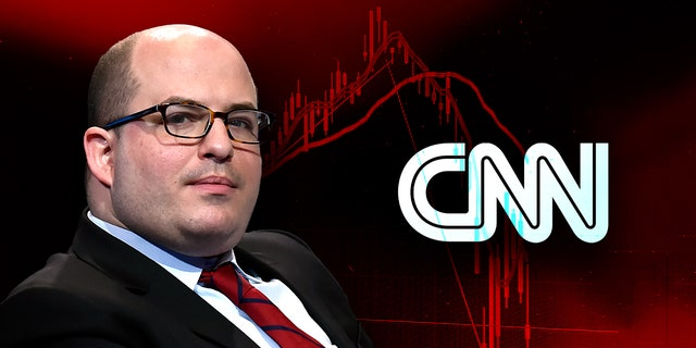 The Father's Day edition of CNN host Brian Stelter's struggling program averaged only 656,000 viewers for its smallest audience of the year. (Photo by David Becker/Getty Images)