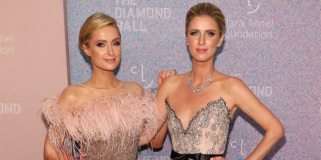 Paris Hilton and her sister Nicky Hilton Rothschild.