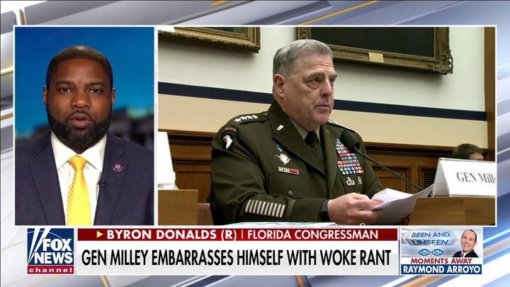 Gen. Mark Milley goes on 'woke' rant after critical race theory critique