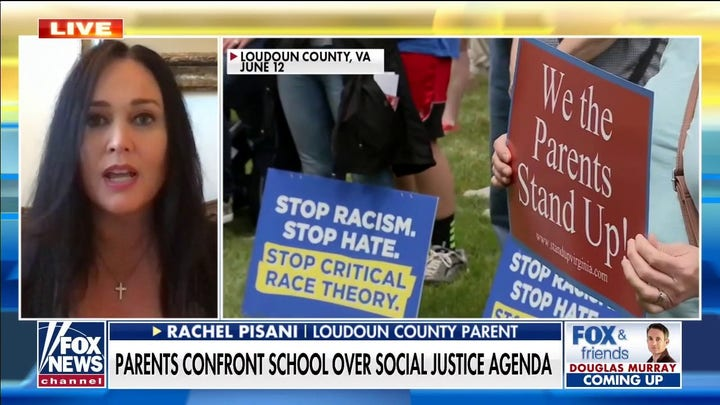 Loudoun County parents: 'We are an army' and will not stop fighting CRT insanity