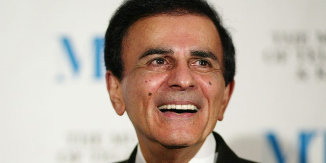 Casey Kasem passed away in 2014 at age 82.