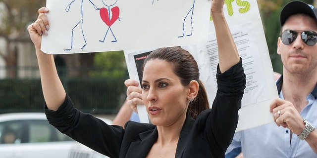 Kerri Kasem said she hopes to raise awareness on elder abuse, which can impact families no matter their financial status.