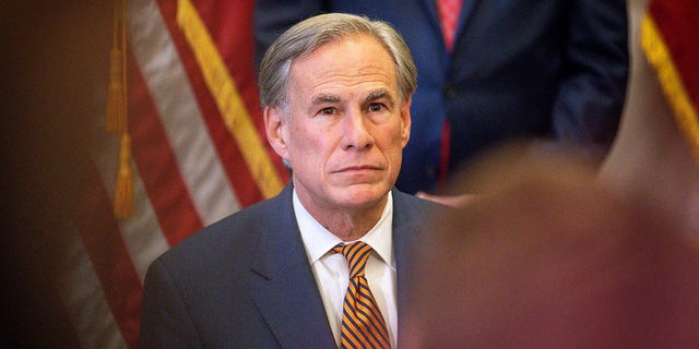Texas Governor Greg Abbott attends a press conference where he signed Senate Bills 2 and 3 at the Capitol on June 8, 2021 in Austin, Texas. Abbott said that he will have Democratic lawmakers who fled the state arrested upon their return so that a special legislative session can have a quorum to pass an elections bill. (Photo by Montinique Monroe/Getty Images)