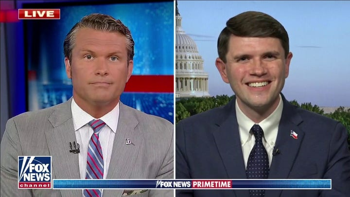 Hegseth battles Texas Democrat who left for DC, opposes voter ID