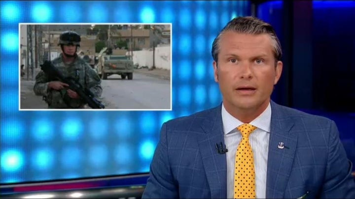 Hegseth reflects on his time in Afghanistan: The operation was doomed to fail