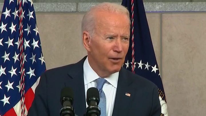 Biden supports Texas Democrats despite running on being a 'bipartisan deal maker'