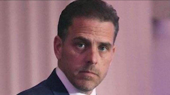 Rep. Jim Jordan criticizes Hunter Biden investigation