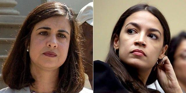U.S. Rep. Nicole Malliotakis, R-N.Y., has been outspoken regarding U.S. Rep. Alexandria Ocasio-Cortez's support of sex workers.