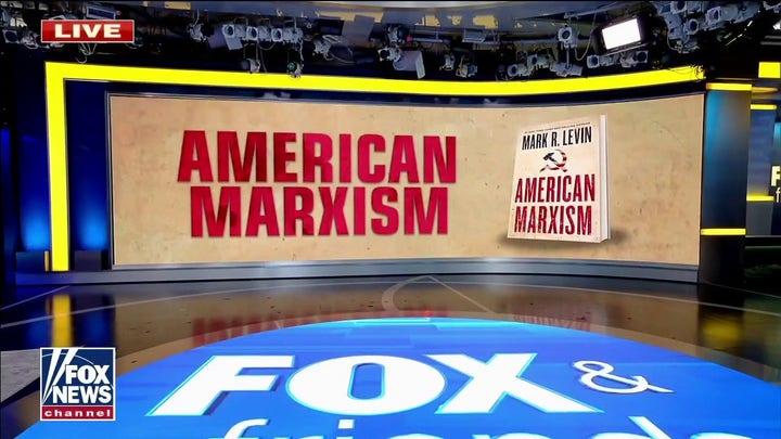 Mark Levin: Media in America are 'utterly corrupt'