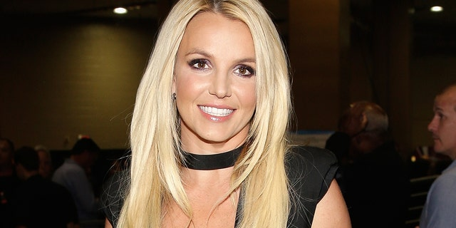 Britney Spears is letting her feelings known.