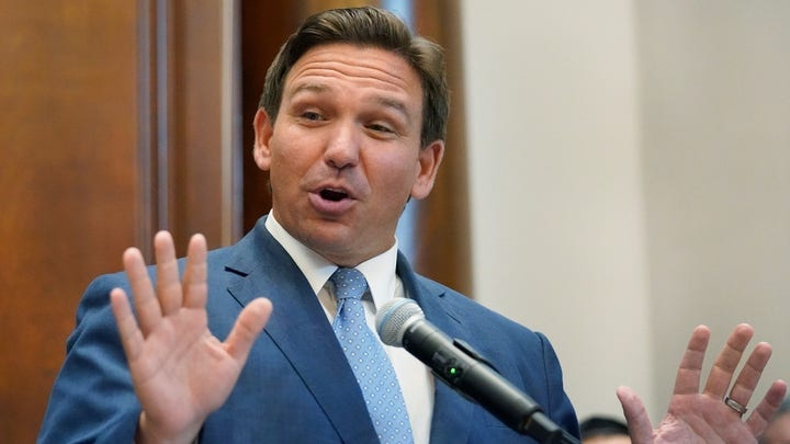 Ron DeSantis favored as GOP nominee in straw poll