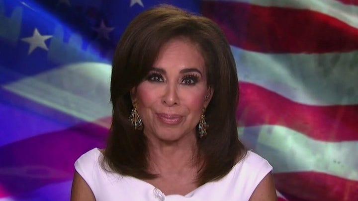 Judge Jeanine recognizes the fight against the left: 'The drumbeat has begun'