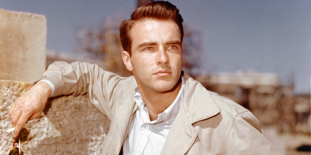 Montgomery Clift first worked with Elizabeth Taylor in 1951's 'A Place in the Sun.'