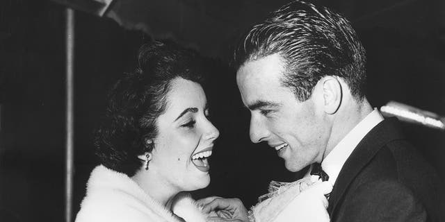 """Montgomery Clift referred to his pal Elizabeth Taylor as """"Bessie Mae"""" until his death."""