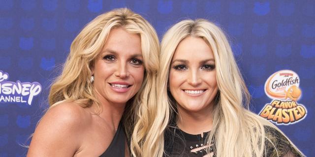 Britney Spears and Jamie Lynn Spears.