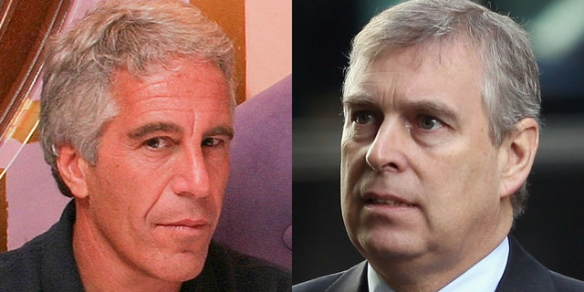 Prince Andrew (right) and Jeffrey Epstein (left) were said to have a friendly relationship, according to reports.