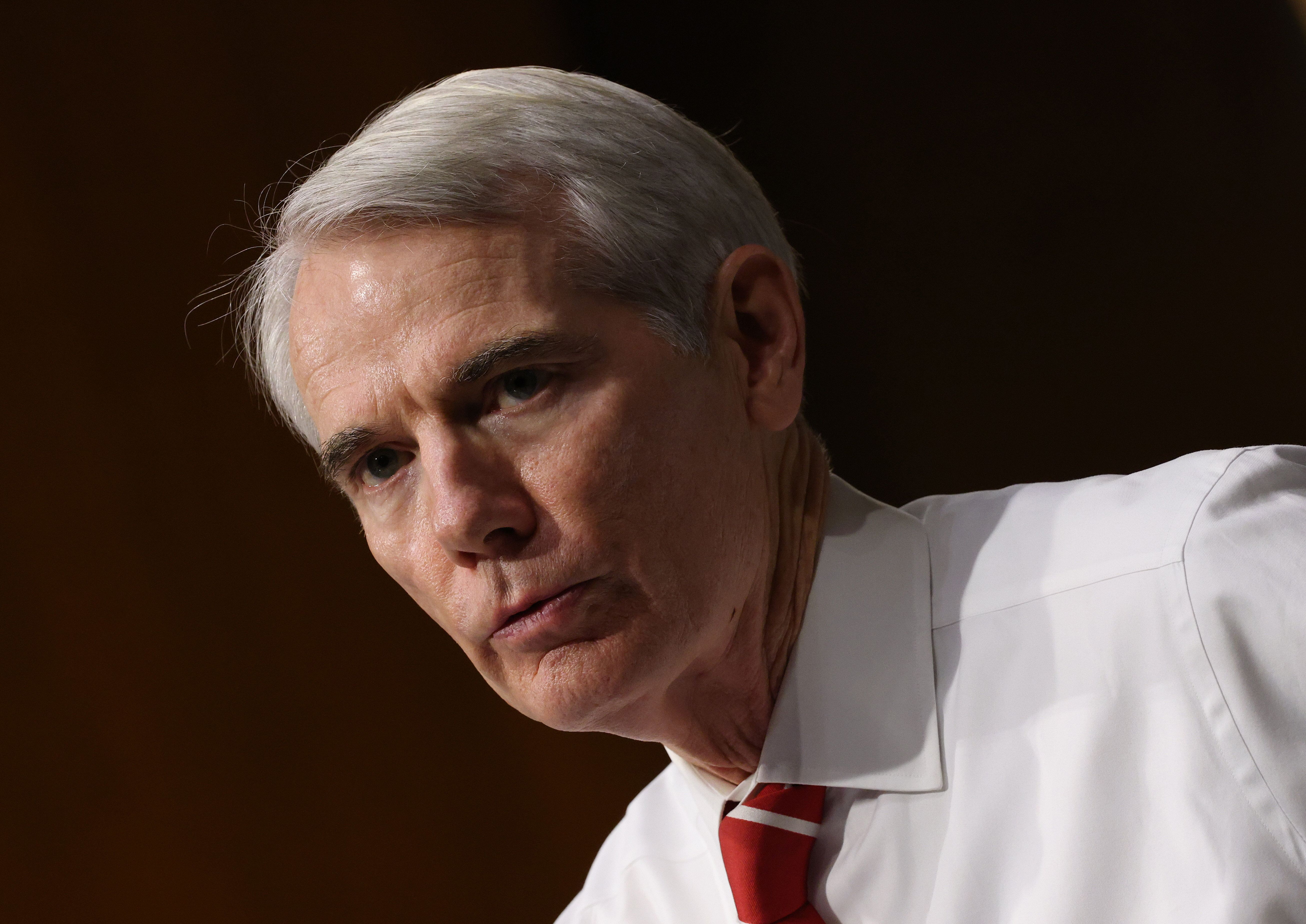 Sen. Rob Portman (R-Ohio) is part of the bipartisan group drafting the infrastructure bill.