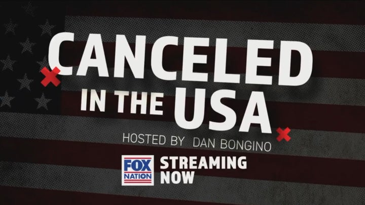 Cancel culture 'changing the fabric of the country': Dan Bongino