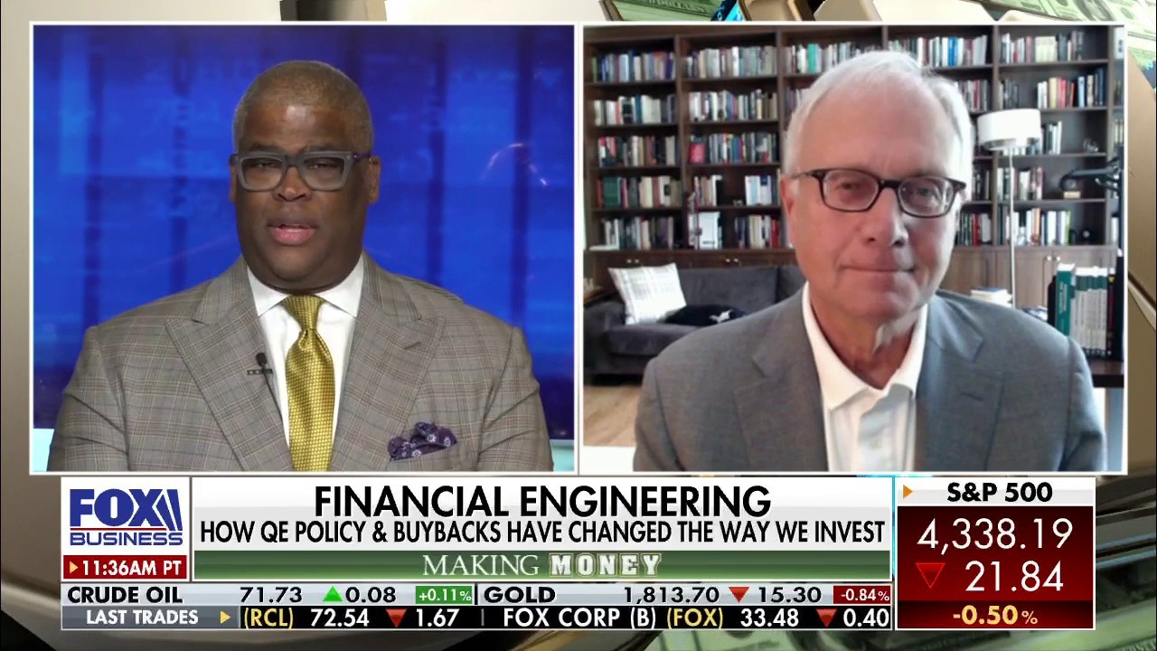 Ed Yardeni joins Payne to discuss how investing has changed on 'Making Money'