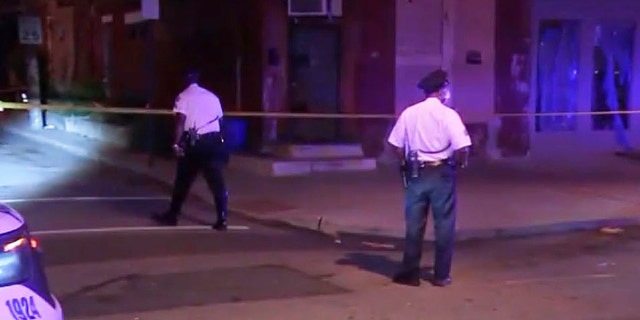 Philadelphia police responded to multiple reports of shootings Monday night. (WTXF)