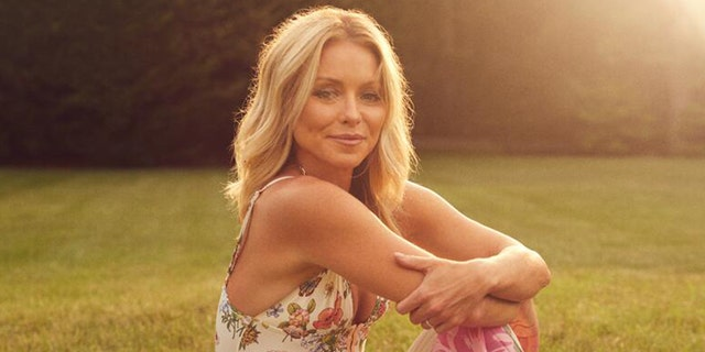 Kelly Ripa will write her first ever book in 2022.
