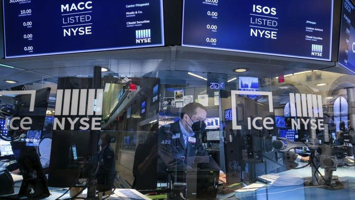 Stocks 'tank' on fears of a COVID rebound