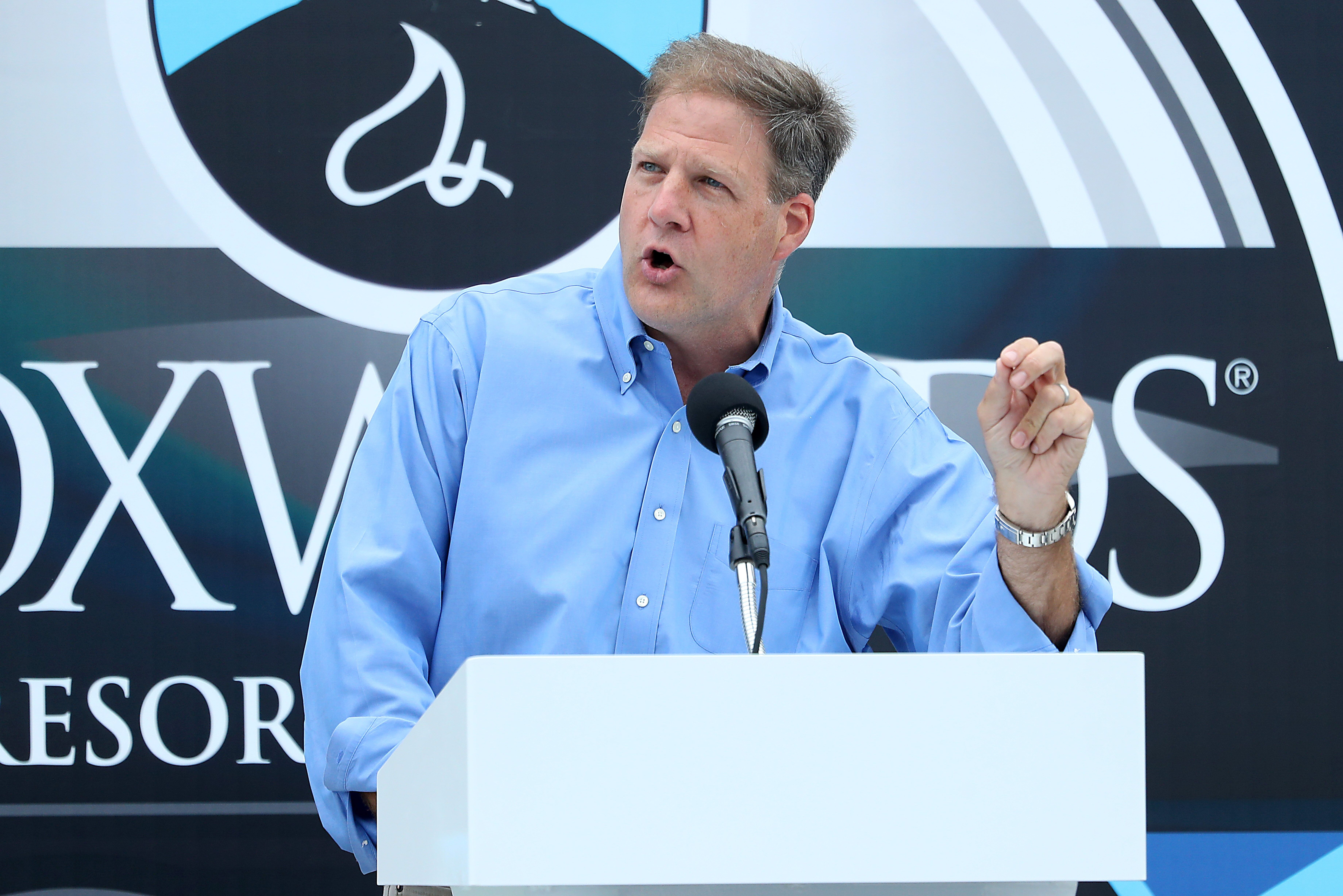 New Hampshire Gov. Chris Sununu (R) said he would have voted against the American Rescue Plan if he had been in the Senate.&n