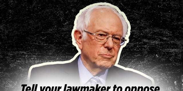"""Americans for Prosperity, the powerful fiscally conservative and libertarian political advocacy group, is taking aim at what it calls Sen. Bernie Sanders """"health care heist"""" in a new seven-figure ad blitz that aims to stop the $3.5 trillion spending plan that Democrats are trying to pass through Congress."""