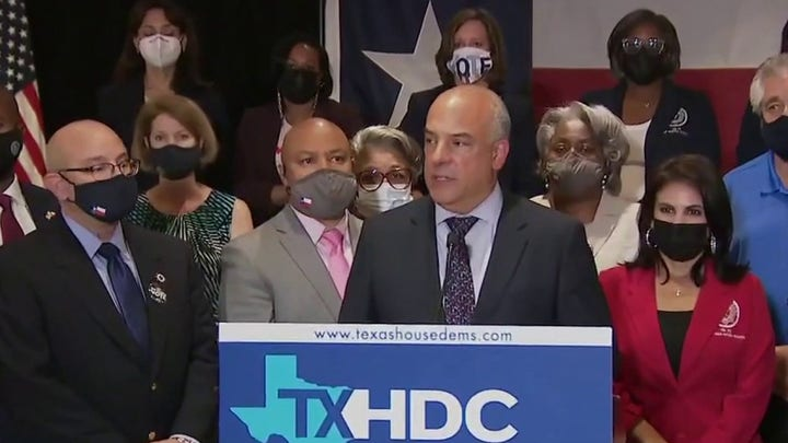 Texas Dems slammed for DC trip as Pelosi aide catches COVID