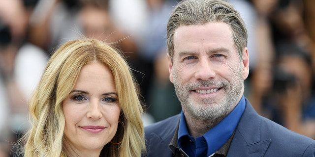 John Travolta couldn't be more supportive of Kelly Preston's final film which was released in some countries on Friday, according to Travolta.