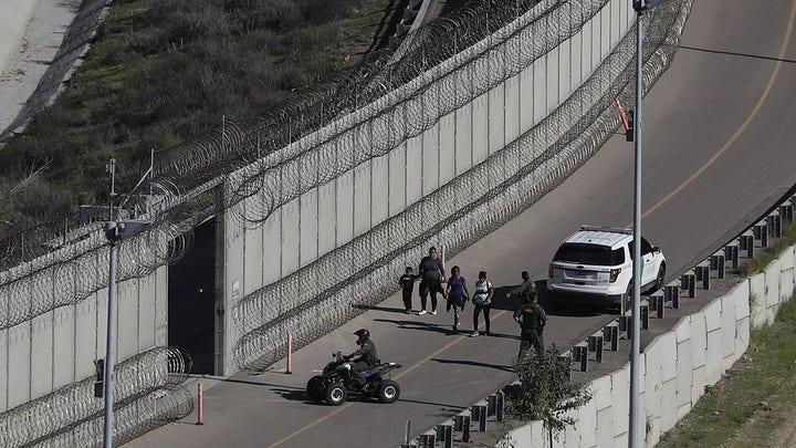 Border walls 'make sense,' works to prevent migrant surge: Tom Homan