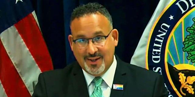 Education Secretary Miguel Cardona