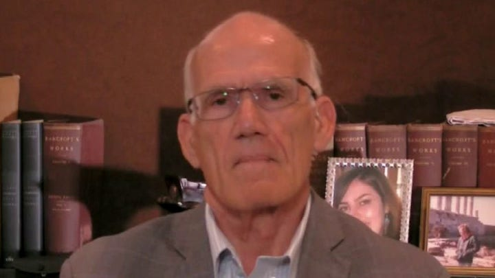 Victor Davis Hanson calls out radical liberals who he says are trying to revise history