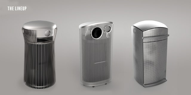 San Francisco's Department of Public Works is considering spending $20K a piece on 15 prototype cans in three designs.