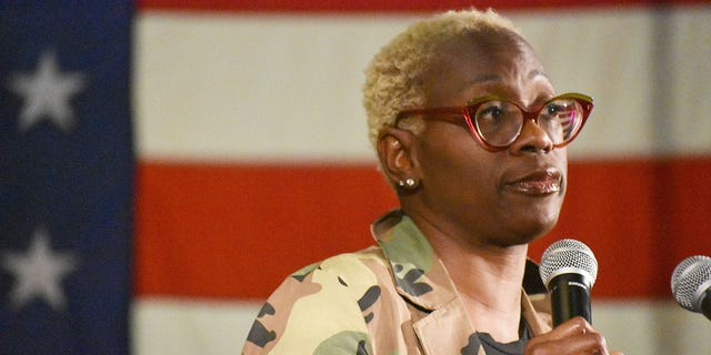 Former Ohio state Sen. Nina Turner is running for a U.S. House seat in a special election in Ohio. (Getty Images)