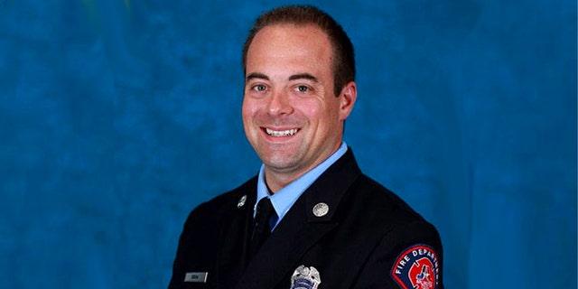 Arlington, Texas firefighter Elijah Snow