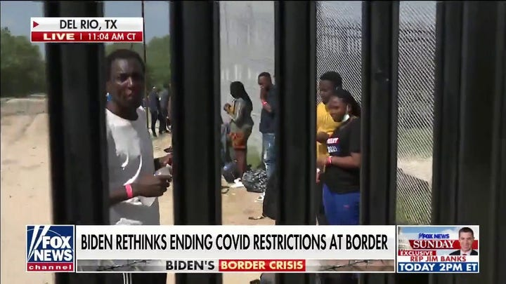 Haitians, Cubans, Africans flood border: 'The surge is not slowing down'