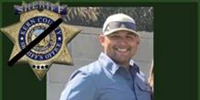 Kern County Sheriff's Dep. Phillip Campas, 35, was identified as the deputy killed Sunday while responding to a home with a gunman inside.